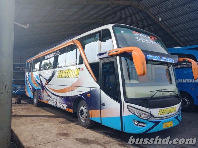Bus High Deck Po Zentrum Purwodadi
