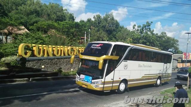 Bus Super High Deck Shd Magelang