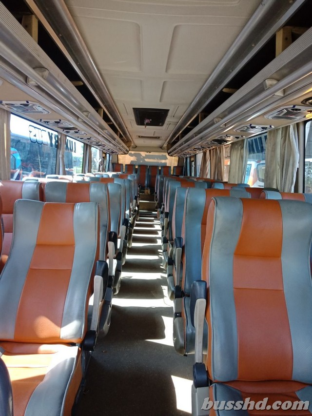 Interior Bus Zentrum Telepon