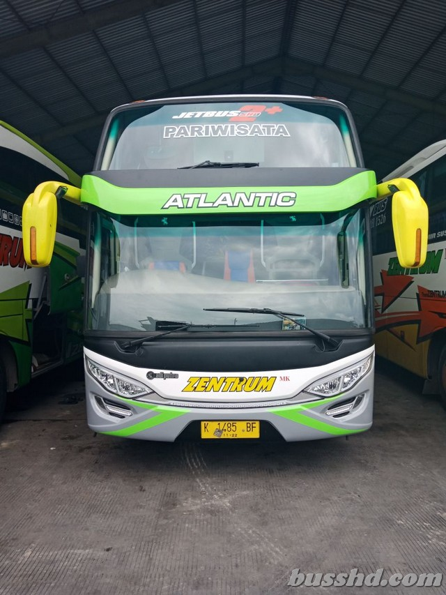 Sewa Bus Shd Po Zentrum