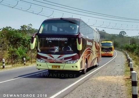 Profil Bus Pariwisata SHD Nusantara