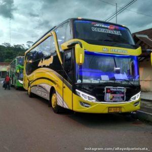 Bus Pariwisata Shd Al Fayed