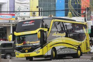 Bus Pariwisata Shd Al Fayed Wonosobo