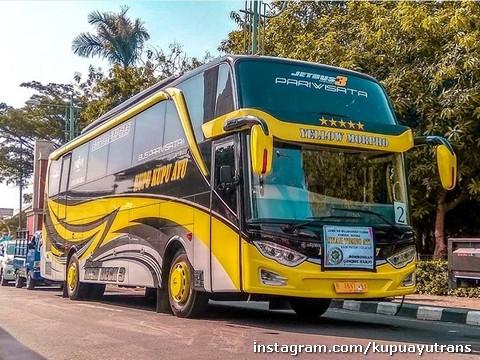 Bus Pariwisata Shd Kupu Kupu Ayu Banyumas