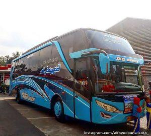 Garasi Bus Pariwisata Shd Al Fayed