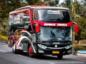 Marketing Bus Pariwisata Shd Al Fayed