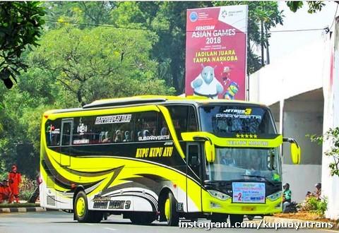 Sewa Bus Shd Kupu Kupu Ayu