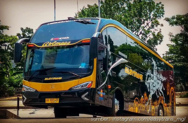 21 {images|pictures|gallery} of Bus Easy Trans Magelang
