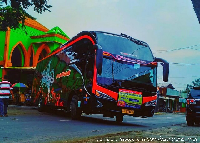Bus Easy Trans 08