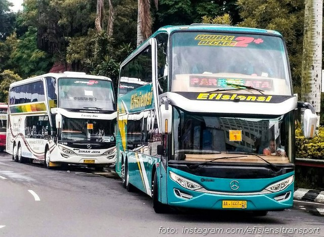 Bus SDD Efisiensi