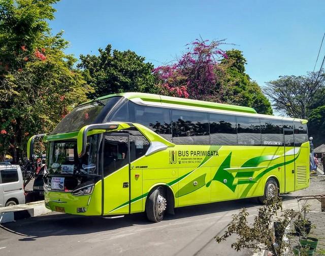 Sewa Bus Shd Tami Jaya Jogja