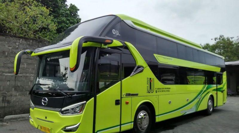 Sleeper Bus Suite Class PO Tami Jaya Jogja Denpasar