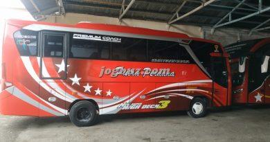 Bus Medium Putra Perdana Pariwisata