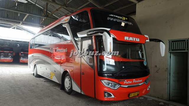 Bus Pariwisata Shd Putra Perdana 2020
