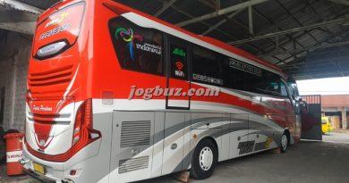 Bus Wisata Shd 2019 Putra Perdana