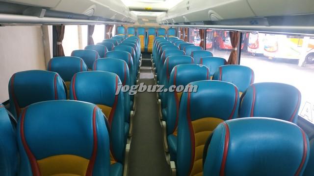Gambar Dalam Bus Pariwisata Shd Putra Perdana