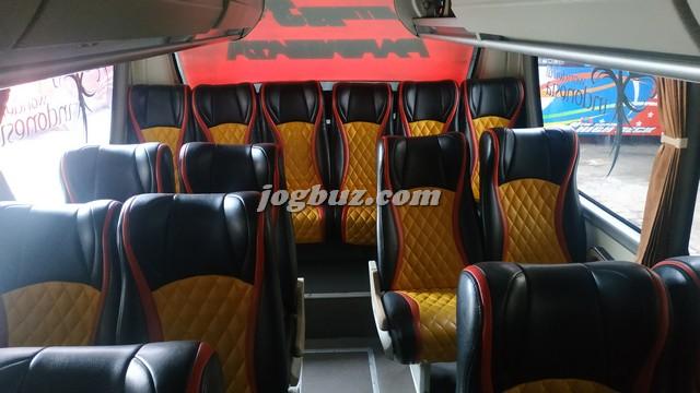 Interior Jb3+ Putra Perdana 2020
