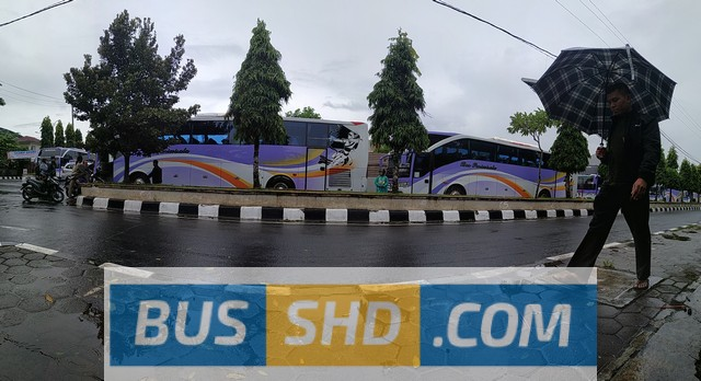 Profil Bus Pariwisata  SHD Ramayana
