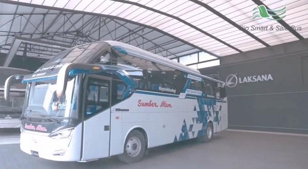 Bio Smart And Safe Bus Laksana Po Sumber Alam