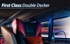 Fasilitas First Class Double Decker Rosalia Indah
